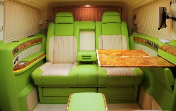 Mercedes Benz Viano Shrek
