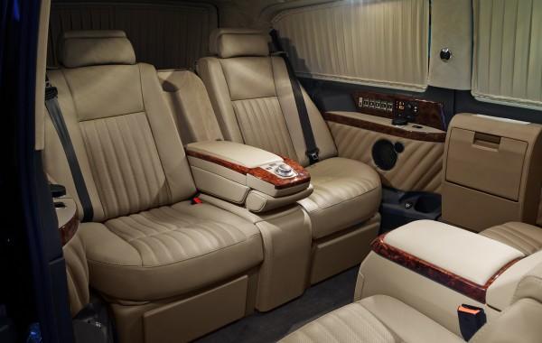 Mercedes Benz Viano Business