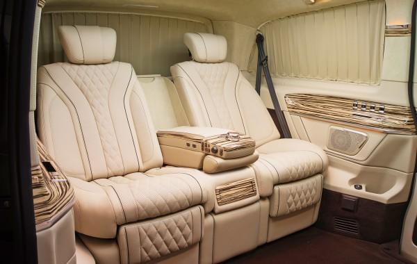 Mercedes Benz V-class Z12
