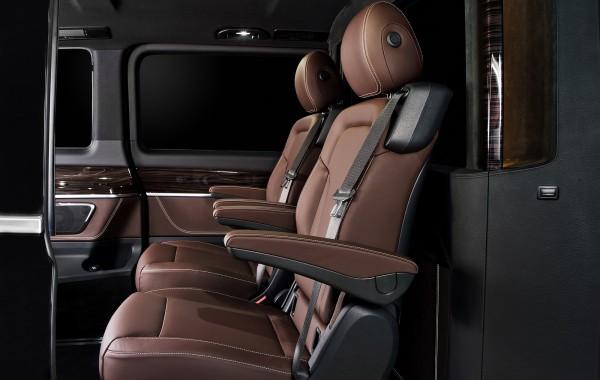 Mercedes Benz V-class Just Brandy