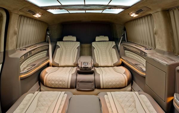 Mercedes Benz V-class Alexandra