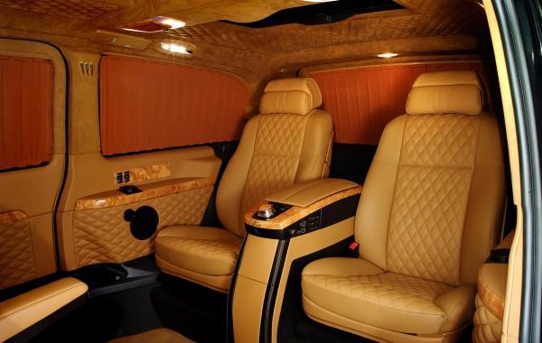Mercedes Benz Viano Z4