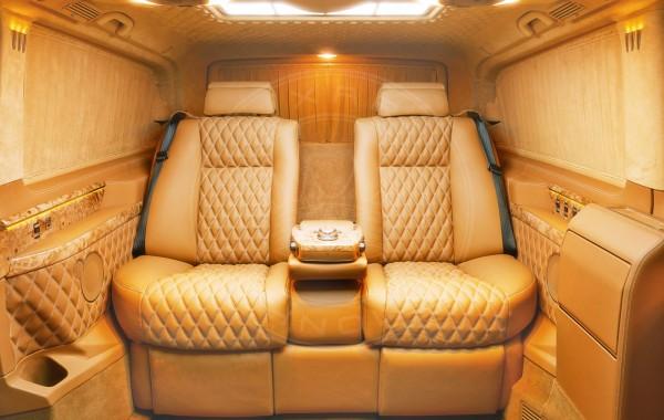 Mercedes Benz Viano Z3