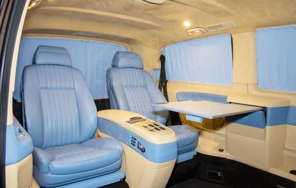 Mercedes Benz V-class Vanilla Sky