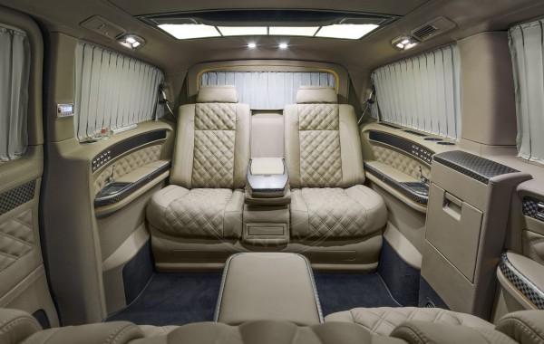 Mercedes Benz V-class Mont Blanc 31