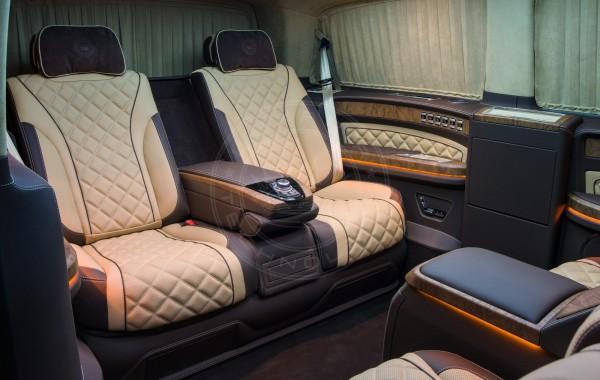 Mercedes Benz V-class Mont Blanc 41