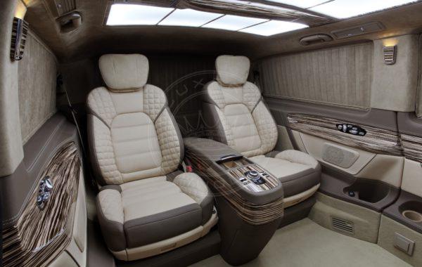 Mercedes Benz V class Mont Rose 20