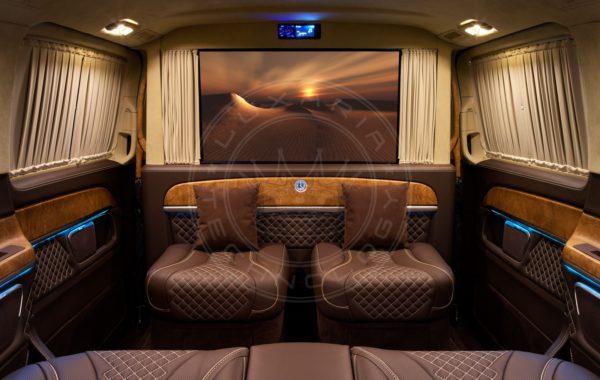 Mercedes Benz V class A1 + TR