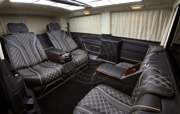 Mercedes Benz V class Dome du Gouter 53