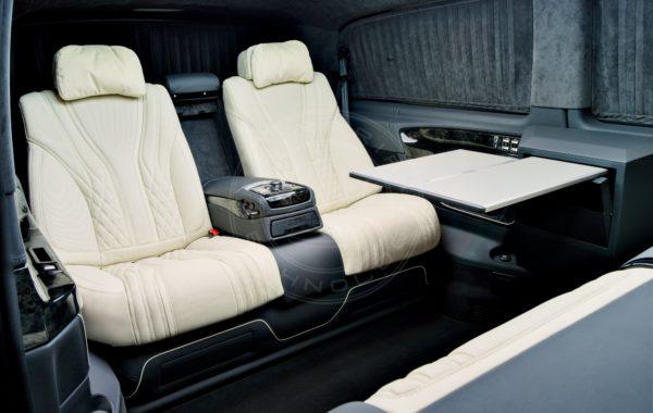 Mercedes Benz V class Mont Rose + 26