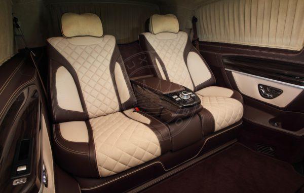 Mercedes Benz V class Dome du Gouter 63
