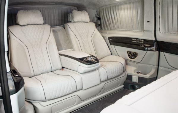 Mercedes Benz V class Mont Rose + 36