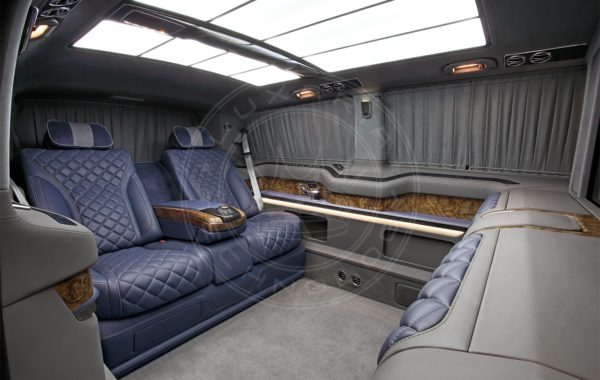 Mercedes Benz V class Broad Peak 40