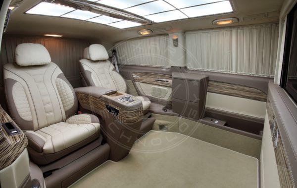 Mercedes Benz V class Mont Rose 50