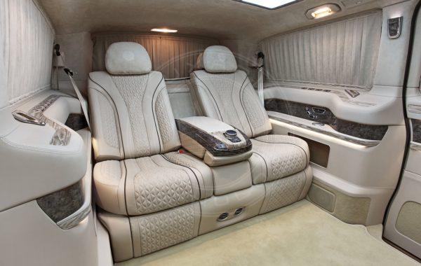 Mercedes Benz V class Broad Peak 56