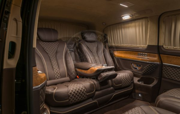 Mercedes Benz V class A1 + TR W222