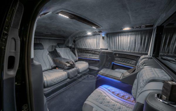 Mercedes Benz V class BM LXXXIII