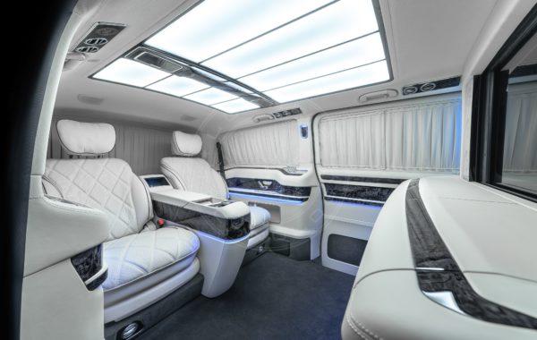Mercedes Benz V class Everest 122