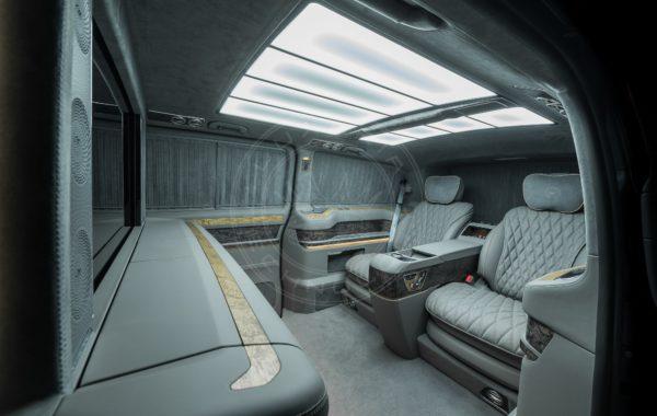 Mercedes Benz V class Everest 128